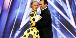 Павел и Алёна на шоу America Got Talent